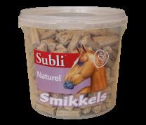 Subli Smikkels Naturel (1,5 kg)