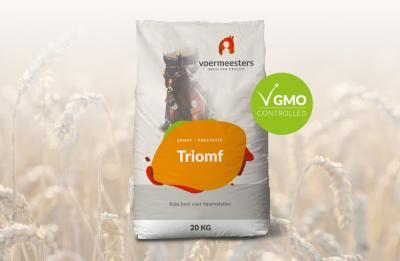 Voermeesters als eerste paardenvoermerk GMO-controlled gecertificeerd