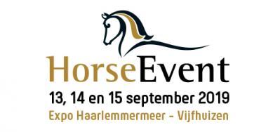 Paardenvoer.nl op HorseEvent: 13-14-15 september 2019